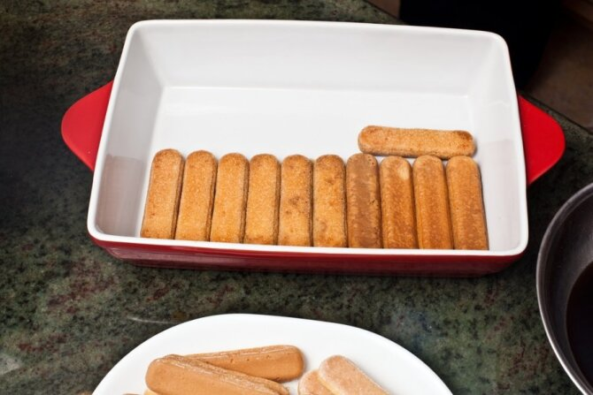 Kulinarinė pamoka: gaminame tiramisu