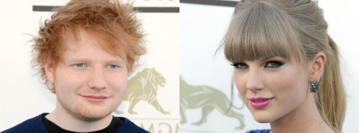 Ed Sheeran/ Taylor Swift