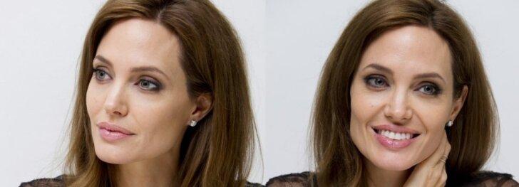 "Yra mergina, <span style=""color: #ff4040;""><span style=""color: #ff0000;"">tobulesnė</span></span> už Angelina Jolie (FOTO)"