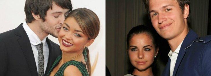 Meilė baigėsi: vienu metu išsiskyrė 3 jaunosios Holivudo poros(FOTO)