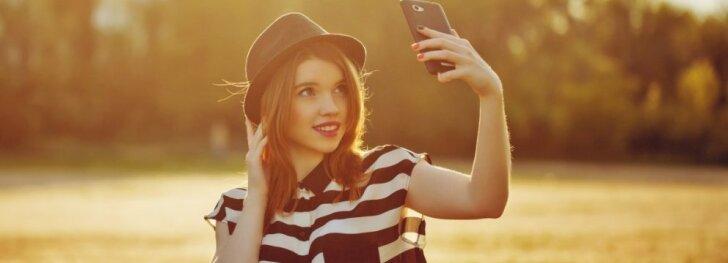 """Dalinkis vasaros akimirka, laimėk """"iPhone6""""!"""