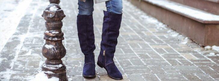20 stilingų ir šiltų batų žiemai