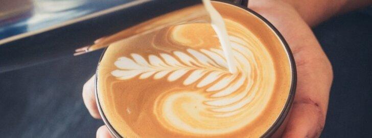 В Вильнюсе - Дни культуры кофе