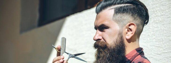 Profesionalo patarimai vyrams, kaip tinkamai prižiūrėti barzdą