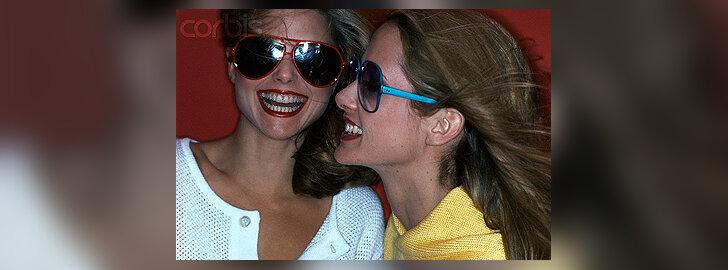 Merginos, juokas, draugystė, žvaigždės