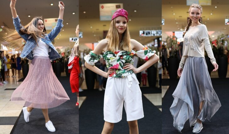 Išvysk naujausias jaunimo mados tendencijas: jos demonstruotos ypatingame renginyje (FOTO)