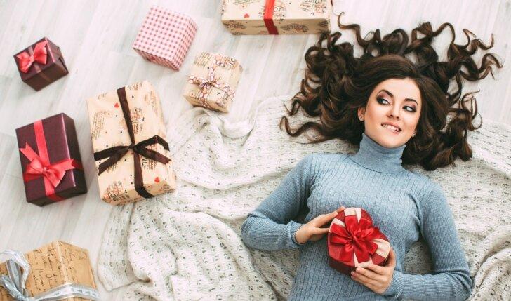 SMS konkursas: laimėk dovaną sau!