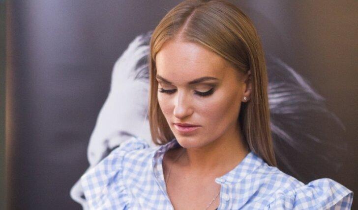 Prabangios kosmetikos pristatyme G. Gurevičiūtė atskleidė savo grožio paslaptis (FOTO)