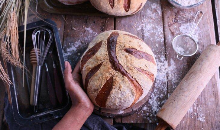 Paneigtas mitas, jog norėdama numesti svorio privalai atsisakyti duonos