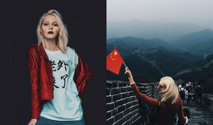 Milijoniniame Pekine lietuvė įsiveržė į geidžiamiausias redakcijas ir sukūrė savo verslą