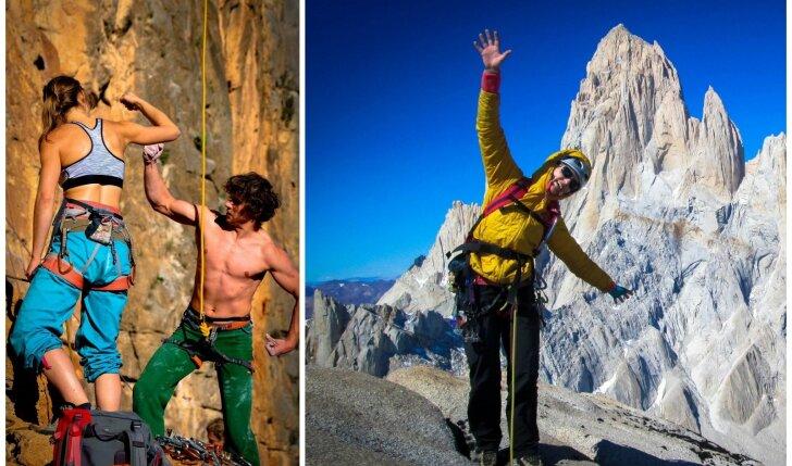 """Neįtikėtina jaunosios alpinistės istorija: """"Laipiodamas esi atsakingas už savo likimą"""" (FOTO)"""