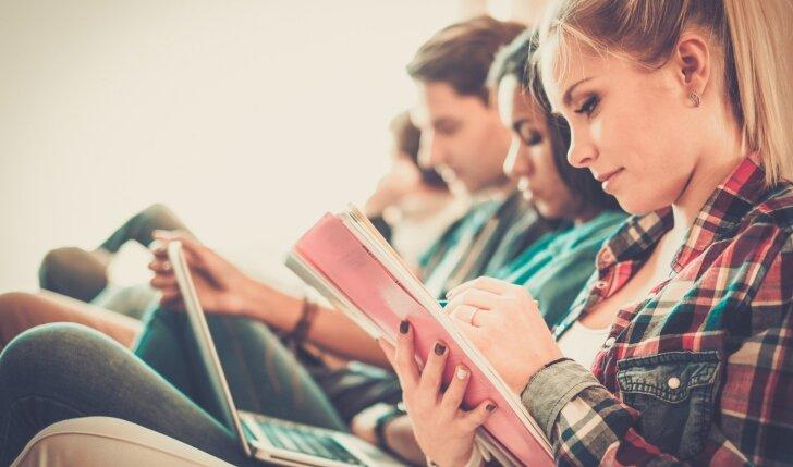 4 tiesos, kurias prieš egzaminų sesiją būtina žinoti kiekvienam besimokančiam