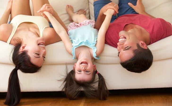 15 laimingos šeimos taisyklių