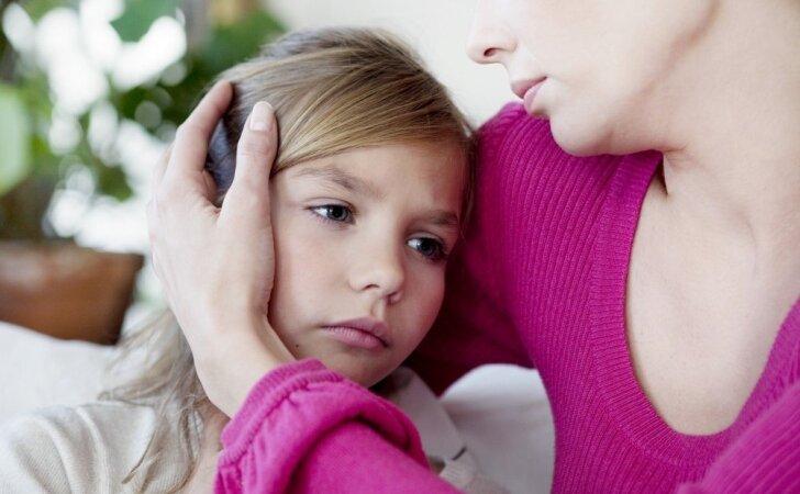 Padidėję limfmazgiai vaikui – ar verta sunerimti?