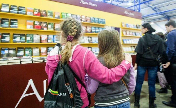 Ką Vilniaus knygų mugėje šiemet veiks vaikai