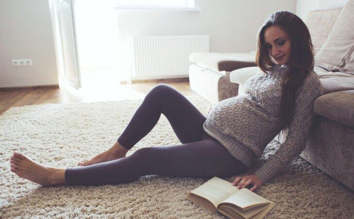 Nėštumo kalendorius: 7 savaitė