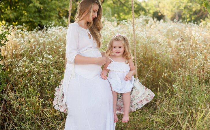 7 nėštumo savaitė: pradėjo formuotis svarbiausi organai