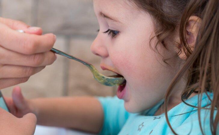 Interviu apie nevalgius vaikus su gydytoja, kuris pakeis požiūrį į šią problemą
