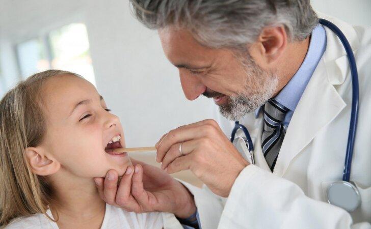 Išvešėjo adenoidai: kaip gydyti ir kada prireikia operacijos
