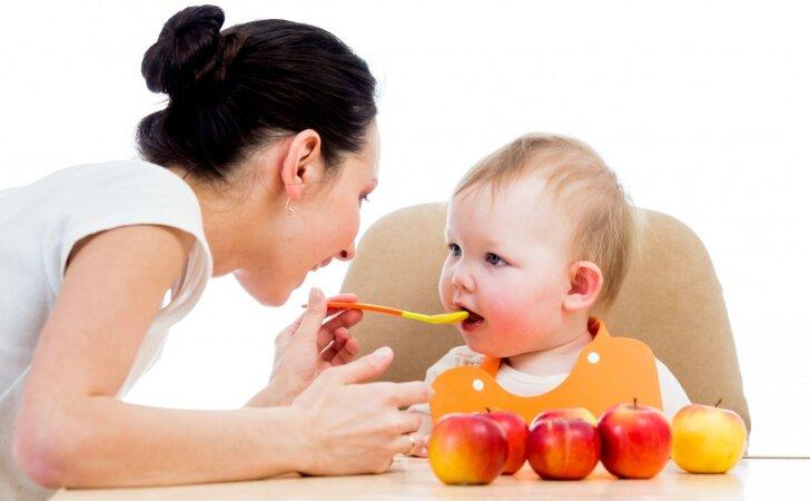 """Atsakykite į klausimą ir laimėkite knygą """"Mano vaikas nieko nevalgo"""""""