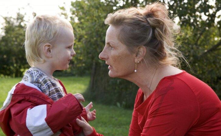 Psichologė: kodėl vaikas klauso tėčio, o mamos – ne?