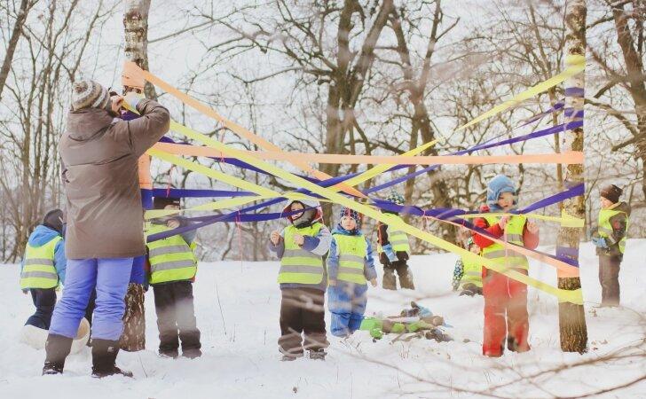 Lauko pedagogika Lietuvoje: ką turime šiandien ir kur judame