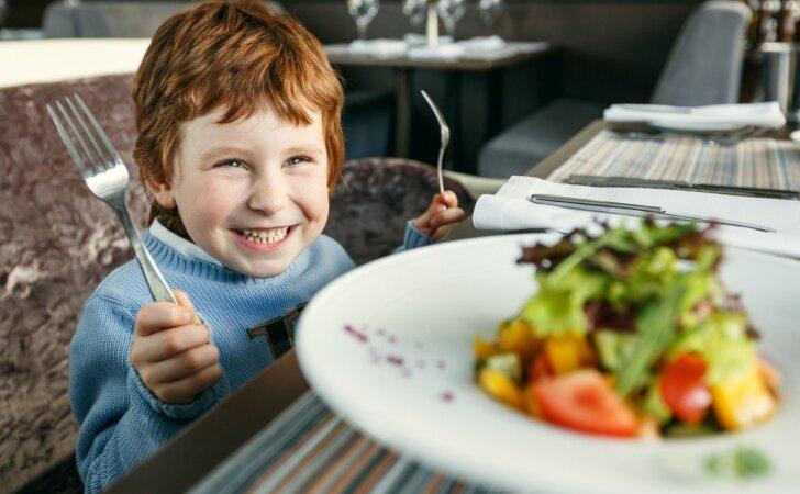 Dietologė dr. Edita Gavelienė – apie dažniausias vaikų mitybos klaidas