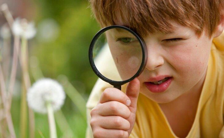 Psichologas Andrius Atas: reikia ar nereikia mažam vaikui darželio