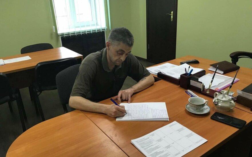 Заключённые в Украине россияне пишут письмо Путину