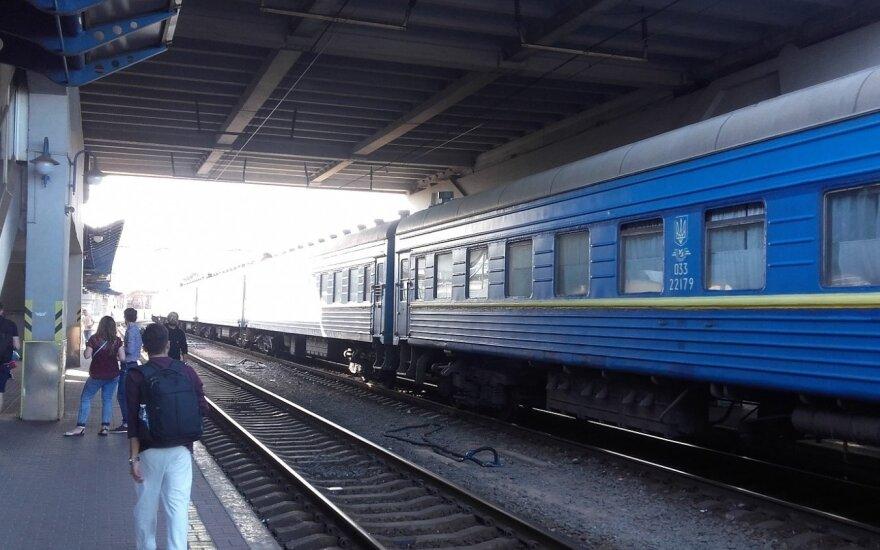 """""""Минером"""" железнодорожного вокзала в Киеве оказался россиянин"""