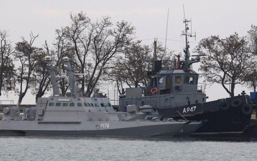В Крыму арестовали сотрудника СБУ, находившегося на борту захваченного катера