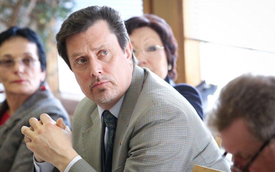 Juozapaitis obraził się na Kubiliusa, ponieważ nie został ministrem