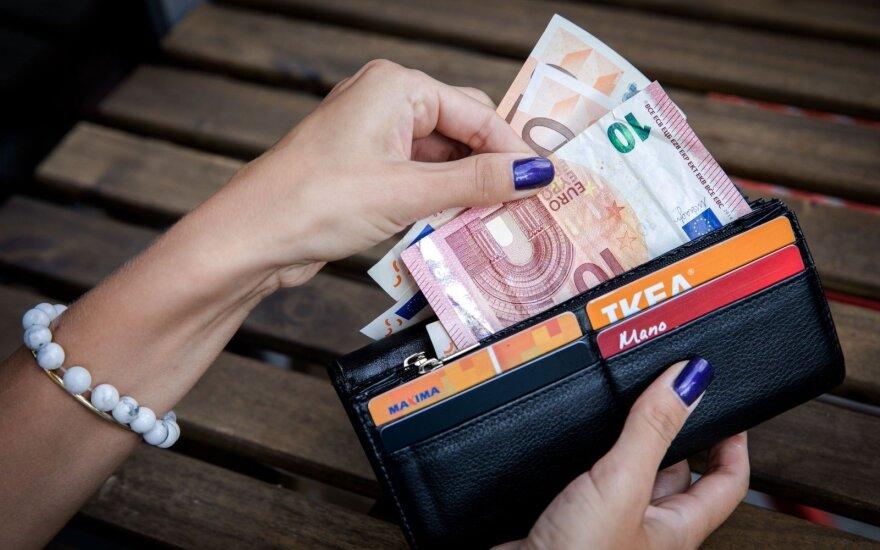 В прошлом году государство и самоуправления Литвы получили 119 млн. евро сверхплановых доходов