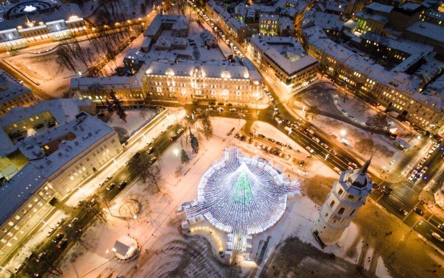 """В Вильнюсе введут налог """"на подушку"""""""