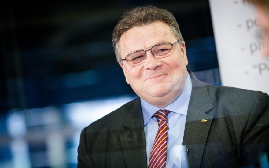 Глава МИД Литвы: у Литвы нет и не будет списка врагов