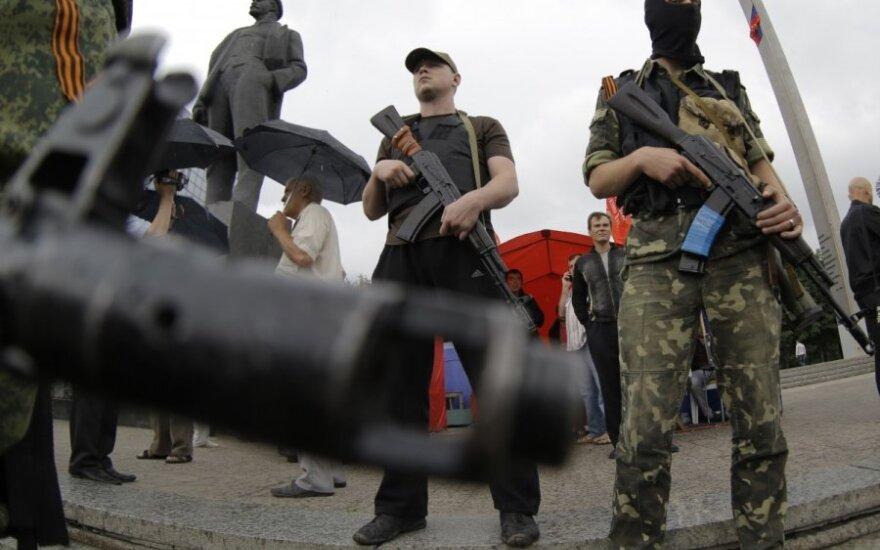Украина: сепаратисты обязуются сохранять перемирие до 27 июня
