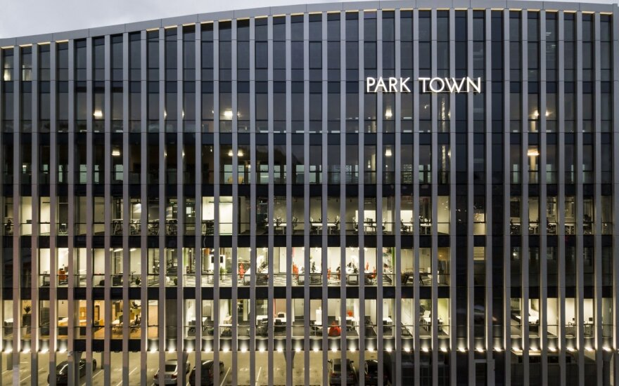 """""""Park Town"""""""