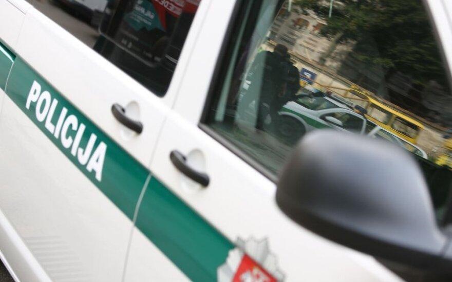 В Вильнюсе столкнулись BMW и скорая, есть пострадавшие