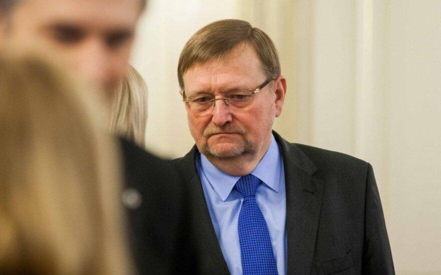 """Министр предупредил """"трудовиков"""" - изменения в коалиции возможны"""