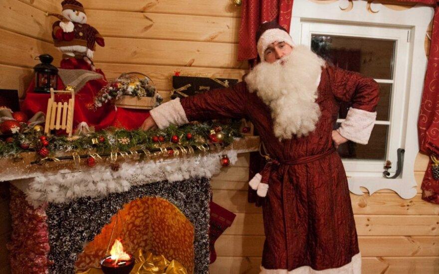 Тракай в декабре будет столицей Дедов Морозов