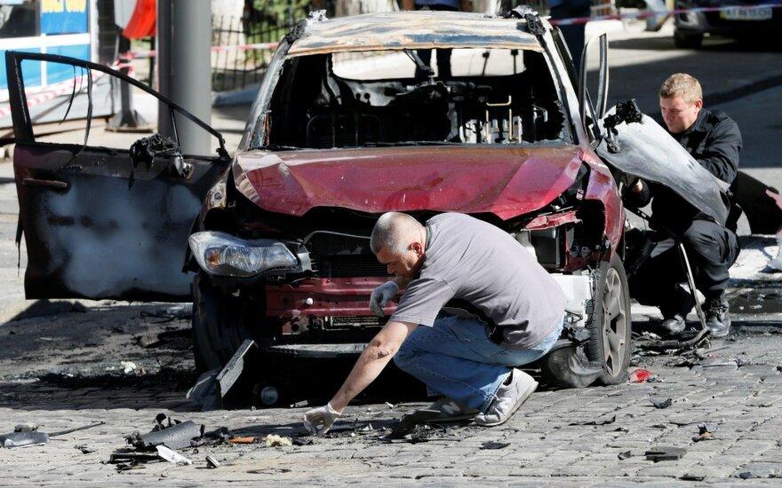 ВИДЕО. Расследование убийства Шеремета: бомбу под автомобиль заложила женщина
