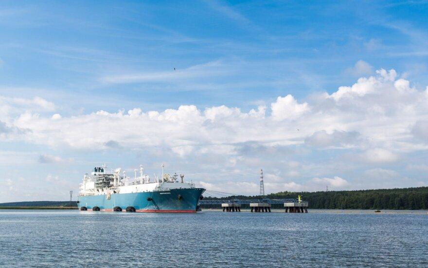 На Клайпедском ТСПГ заказан большой газовоз