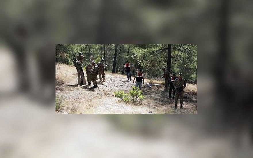 Турция сбила на сирийской границе беспилотник
