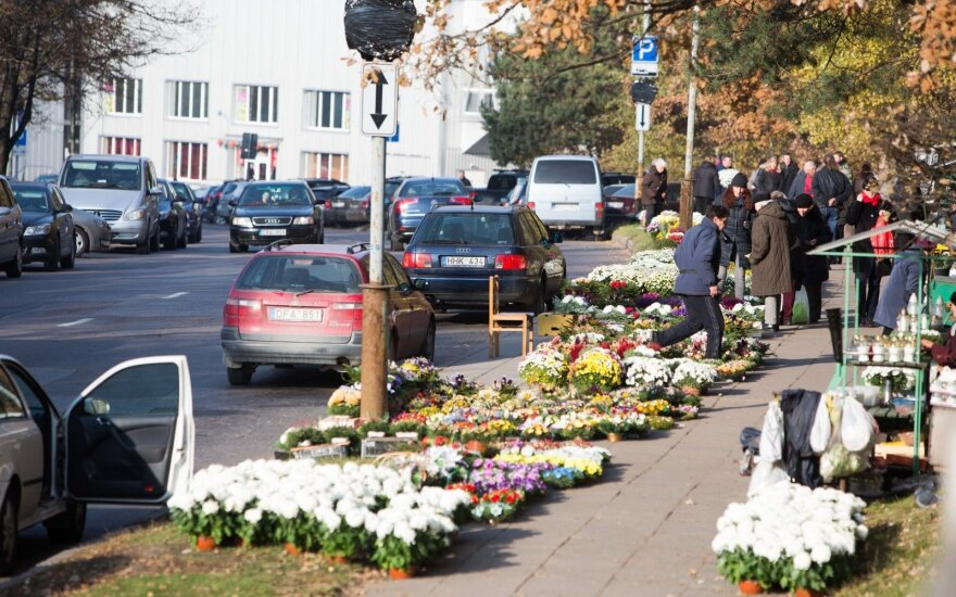 Saltoniškių kapinės