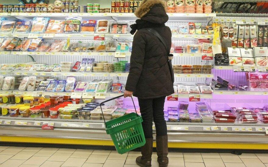 Ekologiškų produktų pasirinkimas Europoje nevienodas