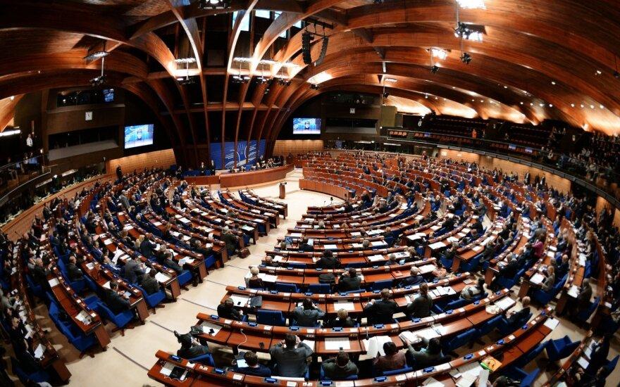 Полномочия делегации России в ПАСЕ опять оспорены