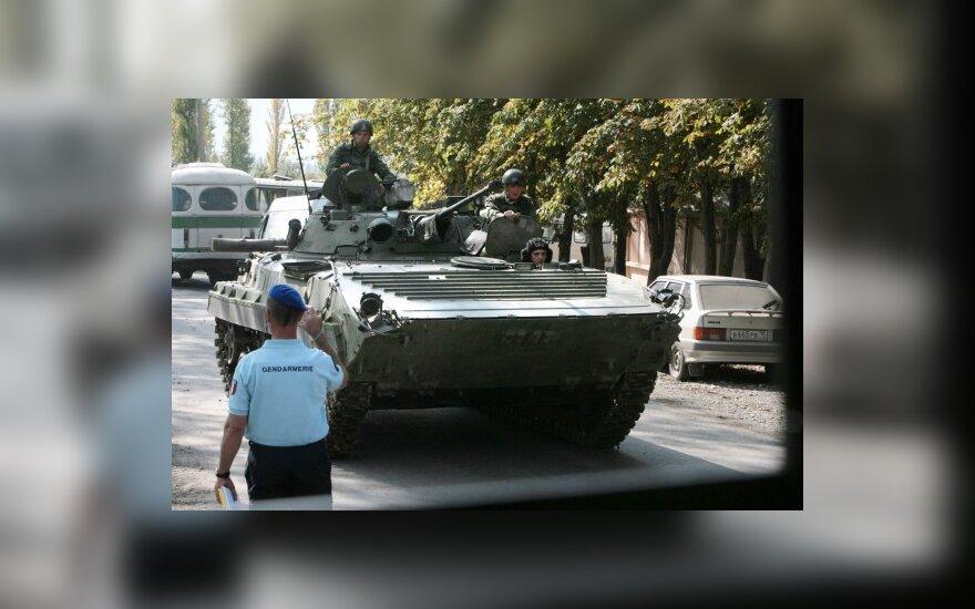 РФ поможет Абхазии танками и флотом