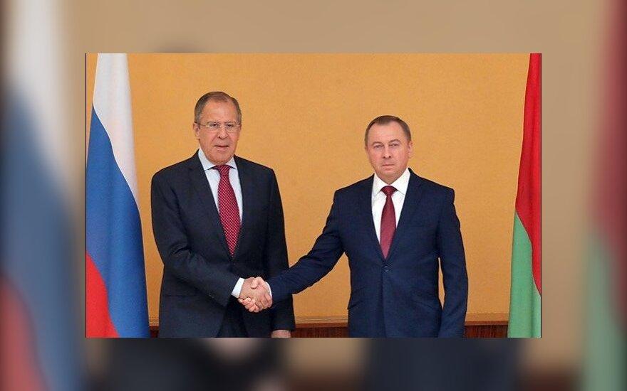 Глава МИД РБ: Беларусь готова к подписанию дорожных карт по интеграции с Россией