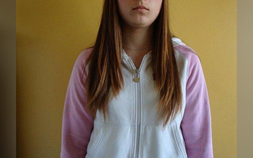 Полиция снова разыскивает 15-летнюю жительницу Паневежиса
