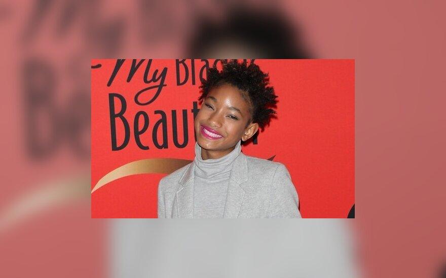 14-летняя дочь Уилла Смита стала лицом бренда Marc Jacobs